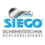 Siego-Sicherheittstechnik & Schlüsseldienst mit 24 Stunden Notdienst